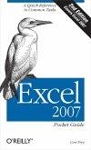 Excel 2007 Pocket Guide (eBook, ePUB)