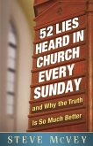 52 Lies Heard in Church Every Sunday (eBook, ePUB)