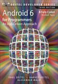 Android 6 for Programmers (eBook, PDF)