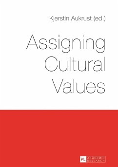 Assigning Cultural Values (eBook, PDF)