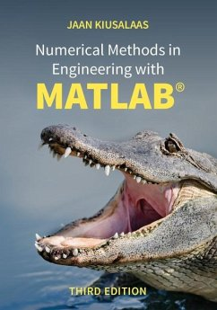 Numerical Methods in Engineering with MATLAB(R) (eBook, ePUB) - Kiusalaas, Jaan