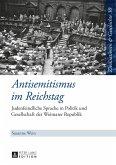 Antisemitismus im Reichstag (eBook, PDF)