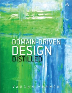 Domain-Driven Design Distilled (eBook, PDF) - Vernon, Vaughn