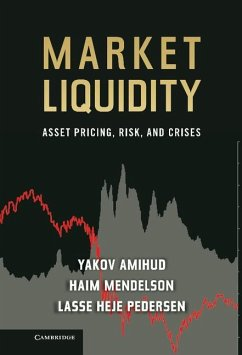 Market Liquidity (eBook, ePUB) - Amihud, Yakov