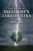 Death of Nietzsche's Zarathustra (eBook, ePUB)