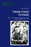 From Stage to Page (eBook, PDF)