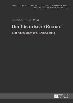 Der historische Roman (eBook, PDF)
