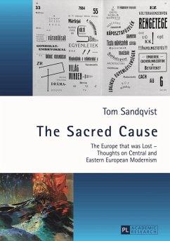 Sacred Cause (eBook, PDF) - Sandqvist, Tom