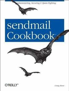 sendmail Cookbook (eBook, PDF) - Hunt, Craig