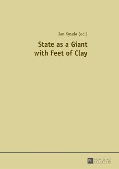 State as a Giant with Feet of Clay (eBook, ePUB)