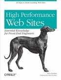 High Performance Web Sites (eBook, PDF)