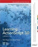 Learning ActionScript 3.0 (eBook, PDF)