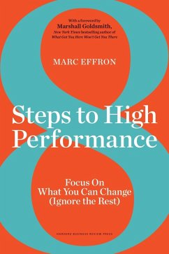 8 Steps to High Performance (eBook, ePUB) - Effron, Marc