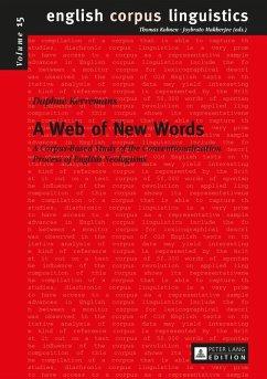 Web of New Words (eBook, ePUB) - Kerremans, Daphne