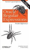 Oracle Regular Expressions Pocket Reference (eBook, PDF)