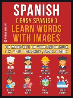 Spanish ( Easy Spanish ) Learn Words With Image...