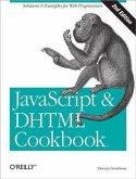 JavaScript & DHTML Cookbook (eBook, PDF)