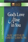 God's Love Alive in You (eBook, ePUB)