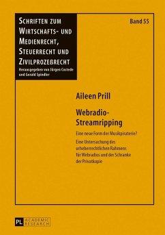 Webradio-Streamripping (eBook, PDF) - Prill, Aileen