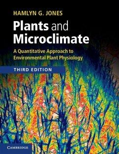 Plants and Microclimate (eBook, ePUB) - Jones, Hamlyn G.