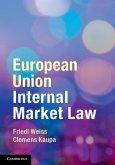 European Union Internal Market Law (eBook, ePUB)