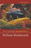 Cambridge Introduction to William Wordsworth (eBook, ePUB)
