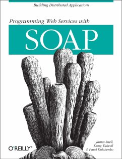 Programming Web Services with SOAP (eBook, ePUB) - Snell, James