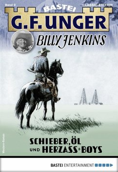 G. F. Unger Billy Jenkins 9 - Western (eBook, ePUB)