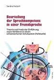 Beurteilung der Sprechkompetenz in einer Fremdsprache (eBook, PDF)