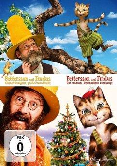 Pettersson und Findus: Kleiner Quälgeist große Freundschaft / Das schönste Weihnachten ... (2 Discs)
