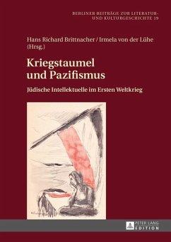 Kriegstaumel und Pazifismus (eBook, ePUB)
