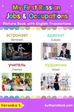 My First Russian Jobs and Occupations Picture B...