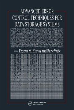 Advanced Error Control Techniques for Data Storage Systems (eBook, PDF)