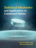 Statistical Mechanics and Applications in Condensed Matter (eBook, PDF)