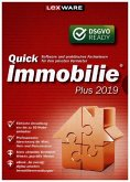 QuickImmobilie plus 2019, 1 CD-ROM