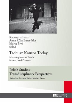 Tadeusz Kantor Today (eBook, ePUB)