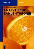 Analytische Zahlentheorie (eBook, ePUB)