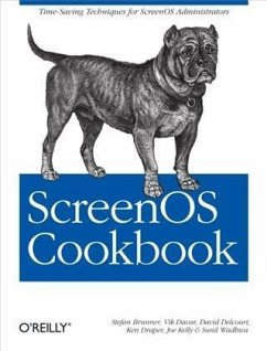 ScreenOS Cookbook (eBook, PDF) - Brunner, Stefan