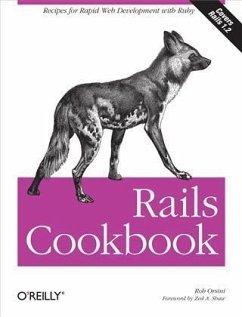 Rails Cookbook (eBook, PDF) - Orsini, Rob