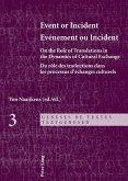Event or Incident- Evenement ou Incident (eBook, PDF)