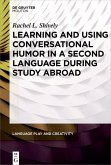 Learning and Using Conversational Humor in a Second Language During Study Abroad (eBook, ePUB)