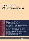Sprachenvielfalt und Sprachenlernen: Neue Wege zur Literalitaet- Language Diversity and Language Learning: New Paths to Literacy (eBook, PDF)