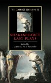 Cambridge Companion to Shakespeare's Last Plays (eBook, ePUB)