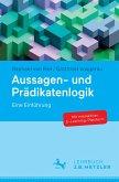 Aussagen- und Prädikatenlogik (eBook, PDF)