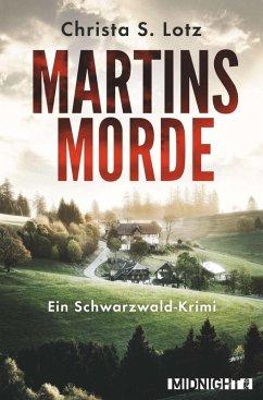 Martinsmorde / Lisa Faber Bd.1 (eBook, ePUB) - S. Lotz, Christa
