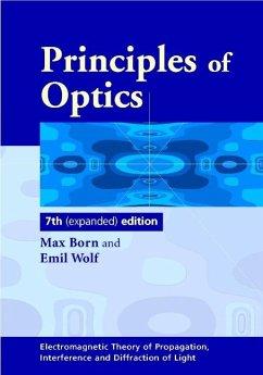Principles of Optics (eBook, ePUB) - Born, Max; Wolf, Emil