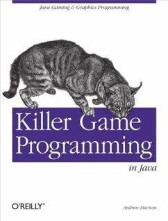 Killer Game Programming in Java (eBook, PDF) - Davison, Andrew