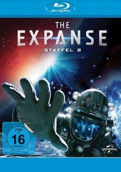 The Expanse - Staffel 2 BLU-RAY Box - Strait,Steven/Anvar,Cas/Tipper,Dominique/+