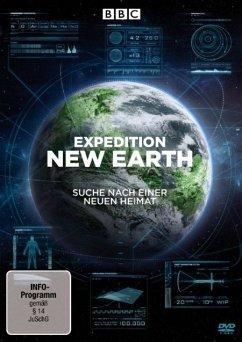 Expedition New Earth - Suche nach einer neuen Heimat - Hawking,Stephen/Galfard,Christophe/George,Danielle