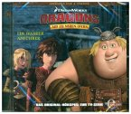 Dragons - Auf zu neuen Ufern - Ein wahrer Anführer, 1 Audio-CD